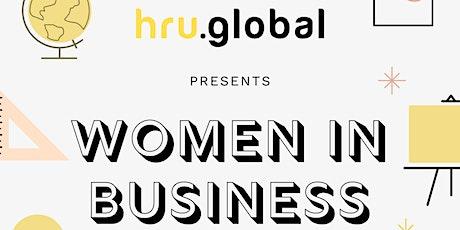 Women in Business tickets