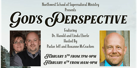 God's Perspective with Dr. Harold Eberle tickets