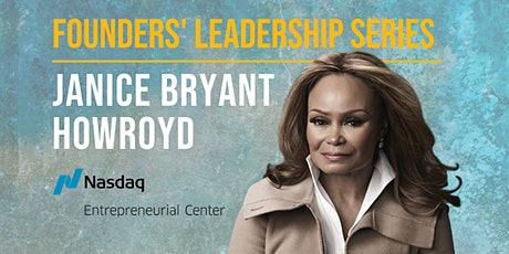 Founders' Leadership Series with Janice Bryant Howroyd, CEO of ActOne Group tickets