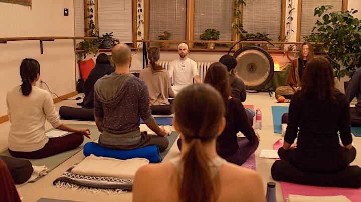 "Journey Through Your Chakras ""Kundalini Yoga Spiritual Evolution Program "" image"