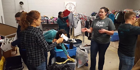 Student Success Stores: Sort-n-Store! (11/7/2020) tickets