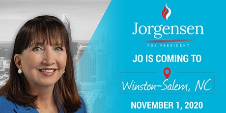 Dr. Jo Rally in Winston-Salem, NC tickets