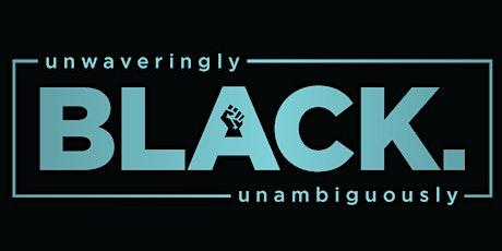 Unwaveringly + Unambiguously BLACK Trivia Night tickets