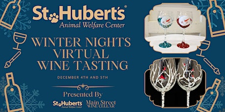 Winter Nights Virtual Wine Tasting tickets