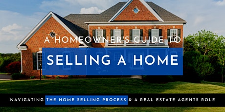 First Time Home Selling Guide[Webinar] tickets