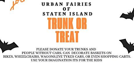 Urban Fairy Trunk or Treat /Basket Exchange Wester tickets