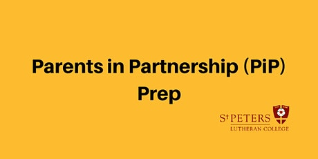 Parents in Partnership (PiP) - Prep, Term 4 tickets