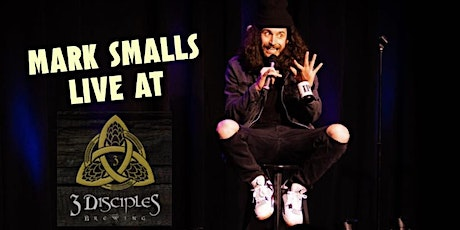 Live Outdoor Socially-Distant Stand-up Comedy with Headliner Mark Smalls tickets