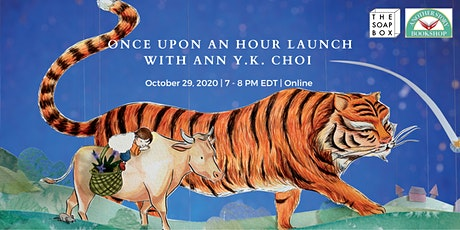 Once Upon an Hour Launch with Ann Y.K. Choi tickets