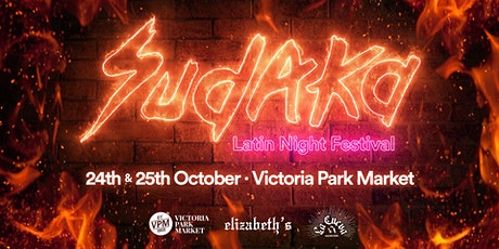 Sudaka Latin Night Festival: The Comeback! tickets
