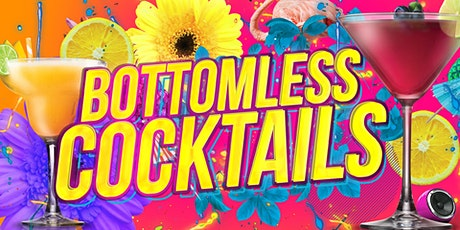 PRIDE: Bottomless Cocktails tickets