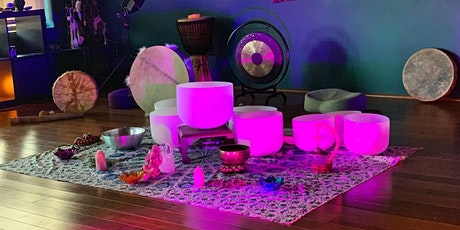 Sound Bath at Sedona Hot Yoga tickets