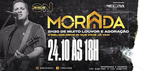 Ministério Morada - On Jesus - Drive in ingressos