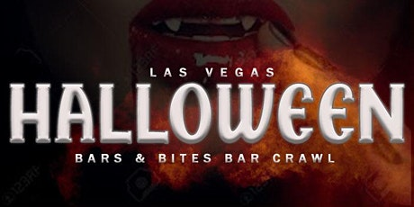 2020 Las Vegas Halloween Bar Crawl tickets
