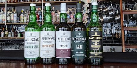 Cobbler Whisky Dinner: Laphroaig Special Event! tickets