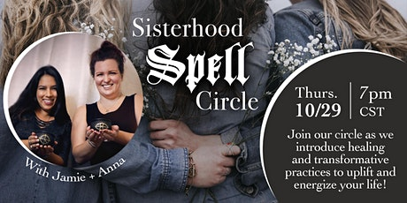 Sisterhood Spell Circle w/ Jamie Gold and Anna from VirtueAlchemyCandleCo tickets