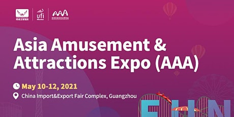 2021 Asia Amusement&Attractions Expo tickets