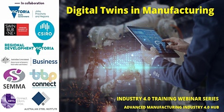 Digital Twins in Manufacturing entradas