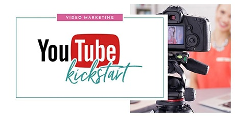 YouTube Kickstart tickets