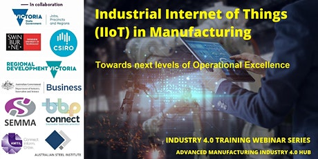 Industrial Internet of Things (IIoT) in Manufacturing tickets