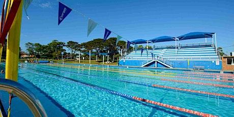 DRLC Olympic Pool Bookings - Fri 23 Oct - 11:15am tickets