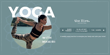 Yoga with Mhairi 6th Series