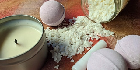 DIY Bath Products Workshop tickets