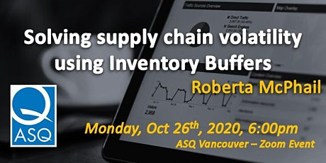 Solving supply chain volatility using Inventory Buffers tickets