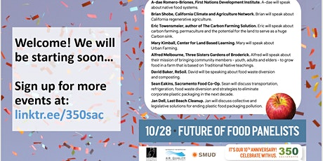 Future of Food Roundtable tickets