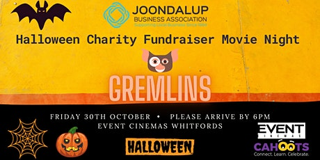 JBA Halloween Fundraiser Movie Night tickets