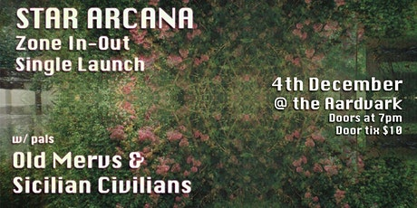Star Arcana 'Zone In-Out' Single Launch tickets