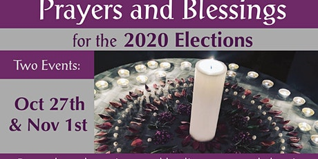 Prayers and Blessings for the 2020 Elections tickets