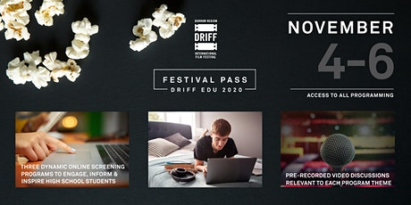 DRIFF EDU 2020 - FESTIVAL PASS tickets