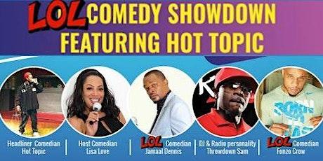 LOL  Comedy Showdown tickets