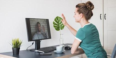 El Acompañamiento terapeútico a través de la videollamada entradas