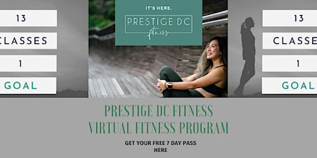 FREE Launch Week of Virtual Dance Fitness Program tickets