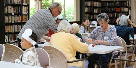 Intergenerational Storytime and Craft tickets