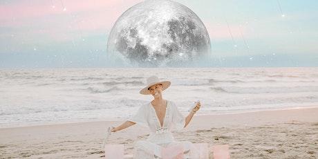 VIRTUAL Blue Moon Ceremony and Sound Bath tickets
