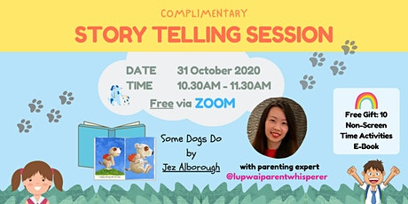 Storytelling Session tickets