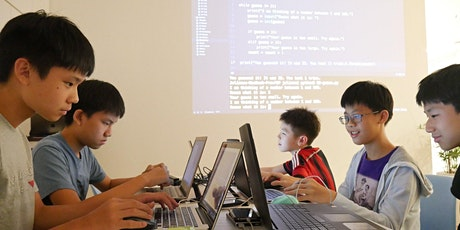 Python Deep Dive for Teens (Python Level 2) tickets