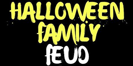 Virtual Halloween Family Feud tickets