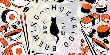 Hokkaido Sushi Night tickets