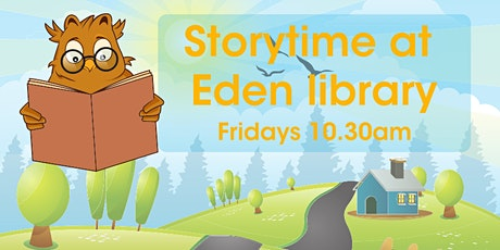 Eden Library Storytime tickets