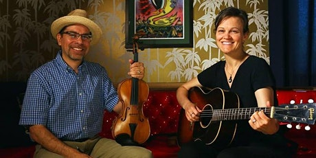 Spencer & Rains Workshop & Jam - Sponsored by Santa Clara Valley Fiddlers tickets
