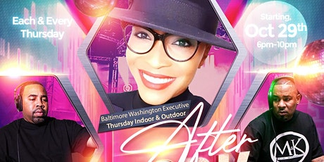 BW Executive Thursday Indoor & Outdoor After Work Party tickets