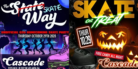 THE SKATE WAY x HALLOWEEN SKATE PARTY tickets