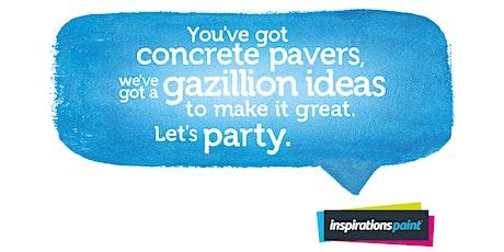 DIY Concrete & Paver Sealer Workshop tickets