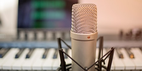 Virtual Seminar: Get Paid to Talk-An Introduction to Professional Voiceover tickets