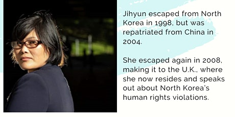 A Fearless Woman from North Korea tickets