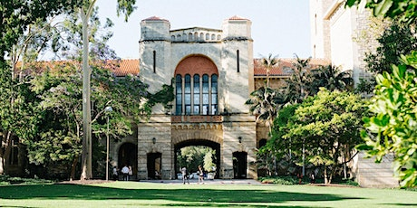 India Week at UWA: Yoga on the Lawn tickets